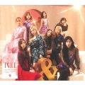 &TWICE [CD+DVD+歌詞ブックレット]<初回限定盤A>