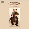 バッハ:無伴奏チェロ組曲(全曲)(79年録音)