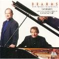 ブラームス:ピアノ協奏曲第1番&第2番