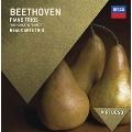 """Beethoven: Piano Trios """"Archduke' & 'Ghost"""" - No.4, No.5, No.7"""