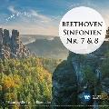 ベートーヴェン: 交響曲第7&8番