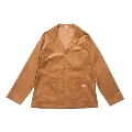 COOKMAN Lab.Jacket Corduroy Brown L サイズ
