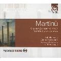 マルティヌー: ヴァイオリン協奏曲第2番、弦楽セレナード第2番、他