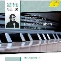 Schubert: Piano Works Vol.10