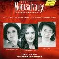 Montsalvatge: Poema Concertante,  5 Canciones Negras, etc