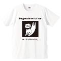 Suck a Stew Dry×エミネコ×TOWER RECORDS T-shirt/white/Mサイズ (しろネコ)