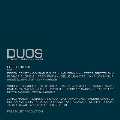 Duos: Europa, America, Japan 1984-1990<Clear Vinyl/限定盤>
