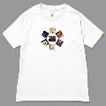 132 Char NO MUSIC, NO LIFE.T-shirt (グリーン電力証書付) Sサイズ