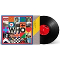 WHO<Black Vinyl> LP
