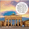 J.S.Bach: Brandenburg Concertos No.1-No.5