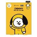 BT21×MEDIHEAL フェイスポイントマスク/CHIMMY(ビタミンケア&美肌)