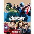 アベンジャーズ MovieNEX [Blu-ray Disc+DVD]<期間限定仕様/アウターケース付>