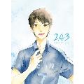 2.43 清陰高校男子バレー部 上巻 [2Blu-ray Disc+CD]<完全生産限定版>
