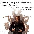 R.シュトラウス: 交響詩「ツァラトゥストラはかく語りき」/マーラー: 交響詩「葬礼」、交響的前奏曲 ハ短調