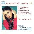 期待の新進演奏家リサイタル・シリーズ - アナ・ヴィドヴィッチ(ギター)