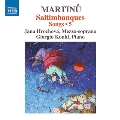 Martinu: Saltimbanques - Songs Vol.5