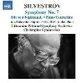 シルヴェストロフ: 交響曲第7番/ナイチンゲールへの頌歌 他