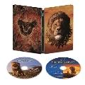 ライオン・キング 4K UHD MovieNEX スチールブック [4K Ultra HD Blu-ray Disc+Blu-ray Disc]<数量限定版>