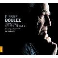 P.Boulez: Memoriale, Derive No.1, No.2