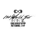 One Great Step Returns Live: 1st World Tour