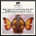 J.S.Bach: Concerto for 2 Violins BWV.1043, etc