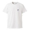 WTM Tシャツ LEGENDS Johnny.R.(ホワイト) Mサイズ