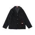 COOKMAN Lab.Jacket Corduroy Black L サイズ