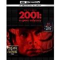 2001年宇宙の旅 日本語吹替音声追加収録版 [4K Ultra HD Blu-ray Disc+2Blu-ray Disc]<通常版>