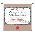 Mozart: The Fifteen Sonatas for Violin and Piano I [XRCD]