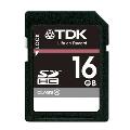 TDK SDHCカード 16GB Class4 (5年保証)