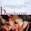 ボッケリーニ:弦楽五重奏曲/チェロ・ソナタ集