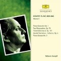 Plays Brahms Vol.2 -  Piano Concerto No.1, Rhapsody Op.79, etc
