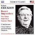 エリクソン:管弦楽、室内楽、声楽作品集