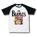 The Beatles Sgt. Pepper's Lonely Hearts Club Band 50th ラグランA ホワイト Mサイズ