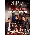 RIVERIVER Vol.13<カバーA版 表紙:Double S 301&BOYFRIEND>
