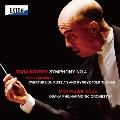 チャイコフスキー:交響曲第4番 ショスタコーヴィチ:ロシアとキルギスの主題による序曲