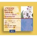 ヴァンハル: 宗教合唱曲、交響曲