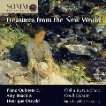 Treasures from the New World - ビーチ/オスワルド/ノブレ: ピアノ五重奏曲集