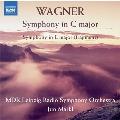 Wagner: Symphony in C Major, Symphony in E major (fragment)