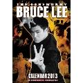 Bruce Lee / 2013 A3 Calendar (Dream International)