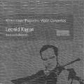 Violin Concertos - Khrennikov, Paganini