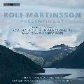マッティンソン: エミリ・ディキンソンの詩による管弦楽歌曲集