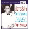 Brahms: Symphony No.1-No.4