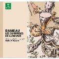 J.P.Rameau: Les Surprises de l'Amour<初回限定生産盤>