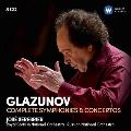 グラズノフ: 交響曲&協奏曲全集