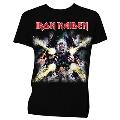 Iron Maiden/Tail Gunner Explodes T-Shirt XLサイズ