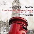 ハイドン: ロンドン交響曲集7~9 [SACD Hybrid+CD]