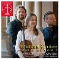 Michael Kimber: Music for Violas Vol. 7