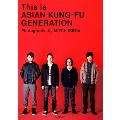 This is ASIAN KUNG-FU GENERATION Photographs by MITCH IKEDA