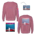 Hyperspace + Crewneck (S Size) + Air Freshener [CD+CREWNECK:Sサイズ+GOODS]